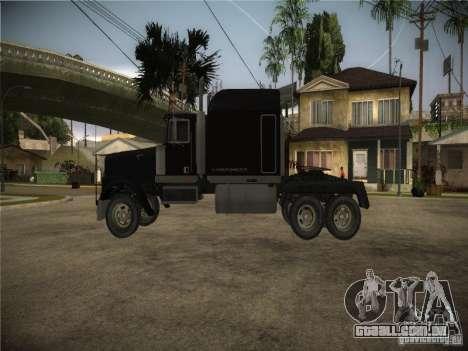 LineRunner de GTA 3 para GTA San Andreas traseira esquerda vista