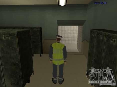 Inspector DPS para GTA San Andreas segunda tela
