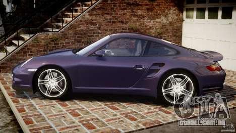 Porsche 911 (997) Turbo v1.1 [EPM] para GTA 4 esquerda vista