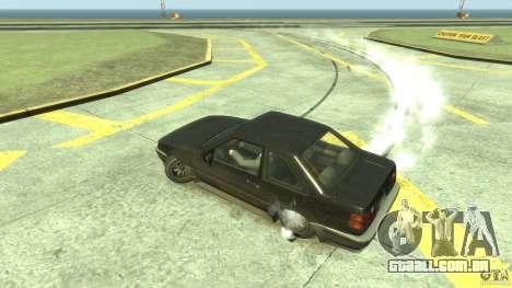 Drift Handling Mod para GTA 4 quinto tela
