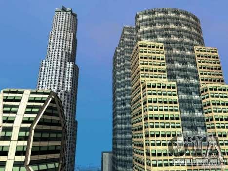 Nova textura de arranha-céus do centro da cidade para GTA San Andreas