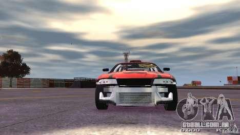 Nissan SkyLine R33 Gt-R S.R para GTA 4 motor