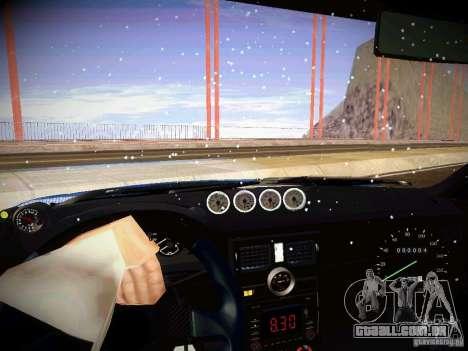 Lada Priora Turbo v2.0 para GTA San Andreas vista direita