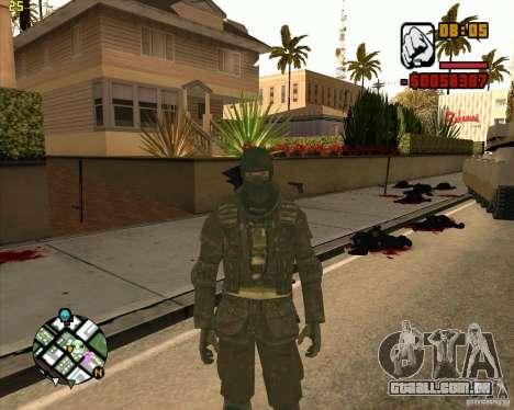 Ckin SAS para GTA San Andreas