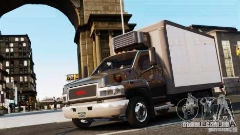 GMC C5500 Topkick para GTA 4