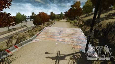 Rally trilha para GTA 4 terceira tela