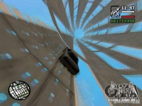 Krant race v2 para GTA San Andreas