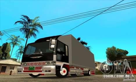 Hino Ranger para GTA San Andreas