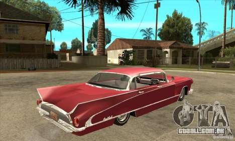 Buick LaNuit para GTA San Andreas vista direita