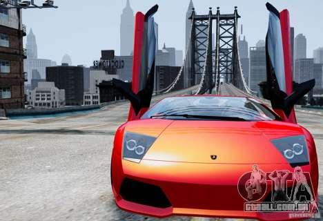 ENB Rage of Reality v 4.0 para GTA 4 por diante tela