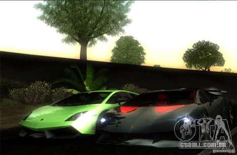 Lamborghini Gallardo LP570-4 Superleggera para GTA San Andreas