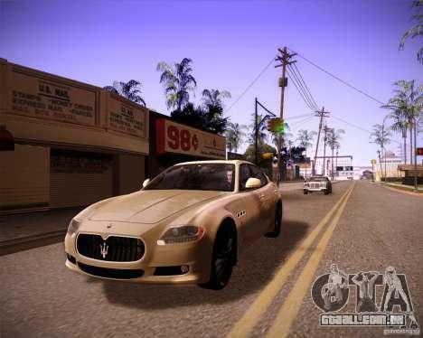 ENBseries by slavheg v2 para GTA San Andreas sexta tela