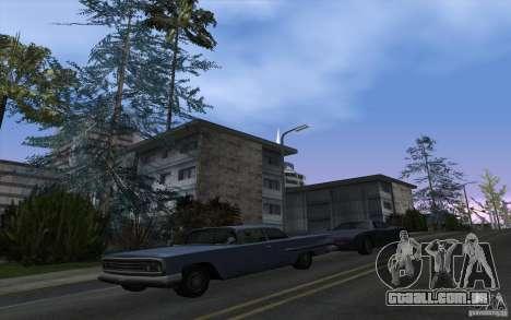 Timecyc Los Angeles para GTA San Andreas quinto tela