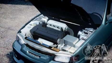 Toyota Sprinter Carib BZ-Touring 1999 [Beta] para GTA 4 vista lateral