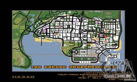 Autumn Mod v3.5Lite para GTA San Andreas quinto tela