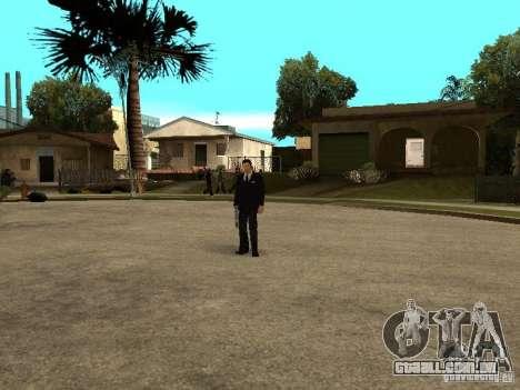 Tommy Vercetti para GTA San Andreas por diante tela