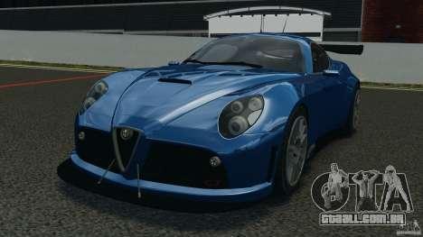 Alfa Romeo 8C Competizione Body Kit 1 para GTA 4