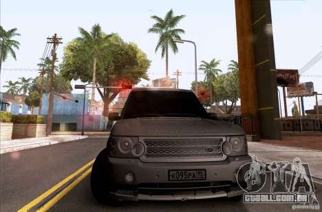 ENBSeries by HunterBoobs v2.0 para GTA San Andreas sexta tela