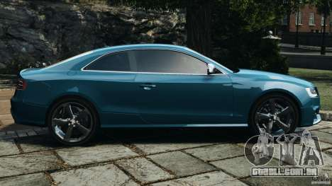 Audi RS5 2011 [EPM] para GTA 4 esquerda vista