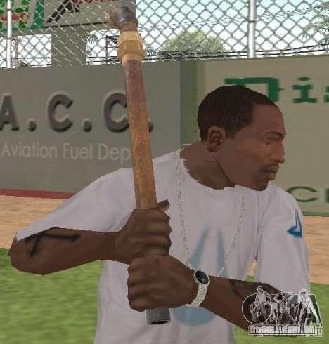 Trompete para GTA San Andreas terceira tela