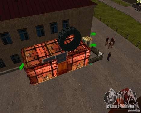 Casa em Anaheim para GTA San Andreas