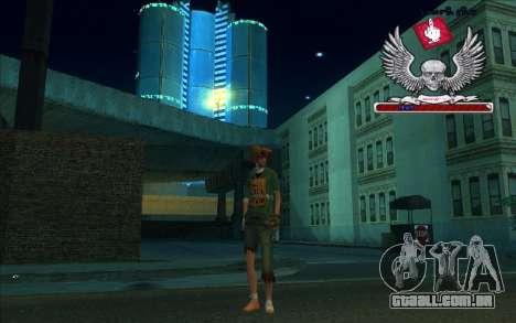 HD caixa-Bum para GTA San Andreas terceira tela