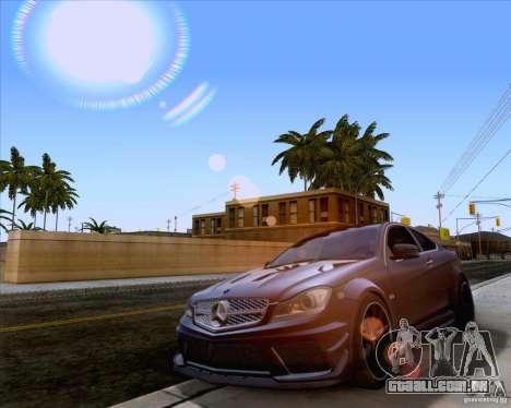 ENBSeries by Sankalol para GTA San Andreas sexta tela
