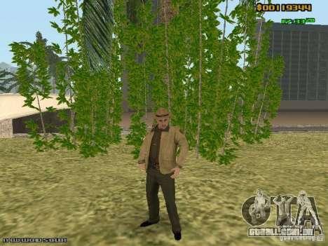 SAPD skins para GTA San Andreas sexta tela