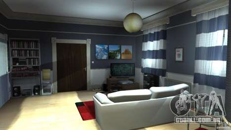 Retextured Lopez Apartment para GTA 4