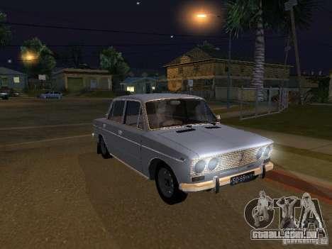 VAZ 2103 baixo clássico para GTA San Andreas
