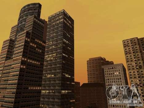 Nova textura de arranha-céus do centro da cidade para GTA San Andreas segunda tela