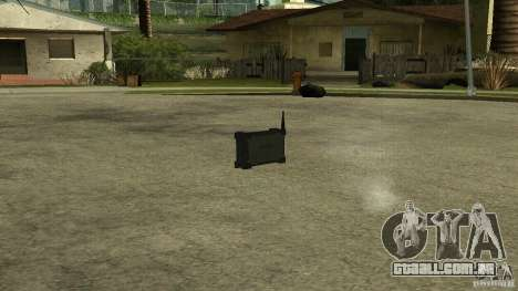 Flash do CoD MW2 para GTA San Andreas