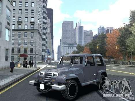 Mesa em GTA San Andreas para GTA IV para GTA 4
