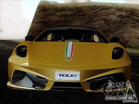 Ferrari F430 Scuderia Spider 16M para as rodas de GTA San Andreas