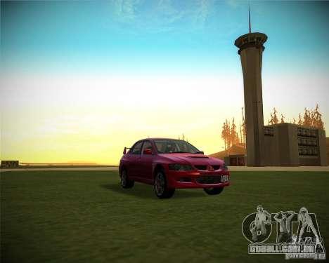 ENBSeries by Sashka911 v4 para GTA San Andreas quinto tela