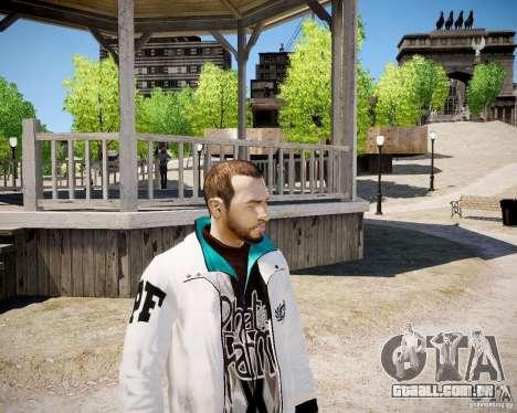 Young Niko para GTA 4 terceira tela