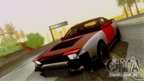 SA Beautiful Realistic Graphics 1.5 para GTA San Andreas segunda tela