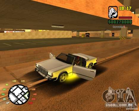 Extreme Car Mod SA:MP version para GTA San Andreas