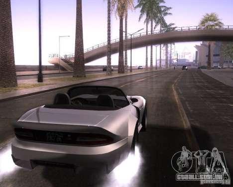 ENBSeries para Ultra Pack Vegetetions para GTA San Andreas sexta tela