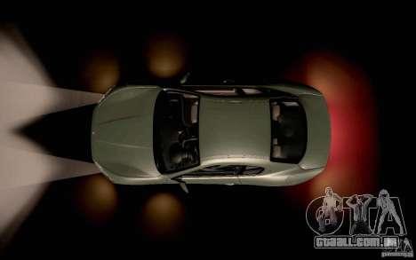 Maserati Gran Turismo 2008 para GTA San Andreas vista direita