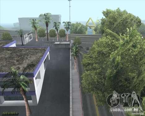 Um negociante de carros Wang para GTA San Andreas segunda tela