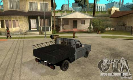 Anadol Pick-Up para GTA San Andreas vista direita