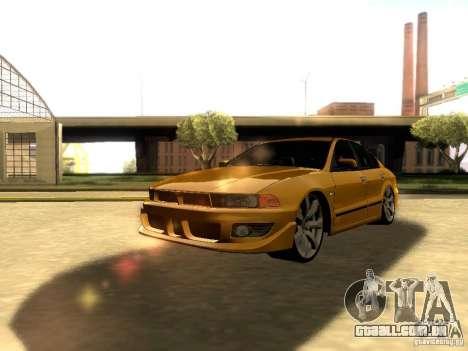 Mitsubishi Galant 2002 para GTA San Andreas