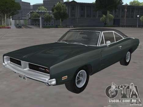 Dodge Charger 1969 para GTA San Andreas