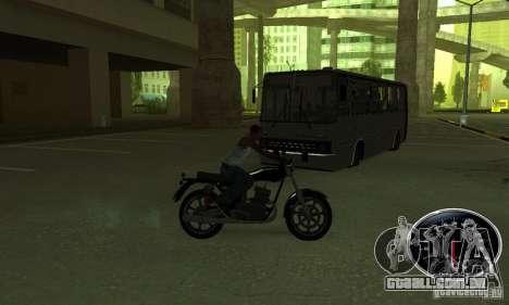 Um piloto forte para GTA San Andreas quinto tela