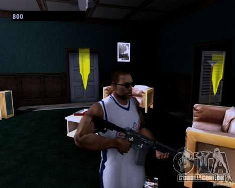 Guns Pack para GTA San Andreas segunda tela