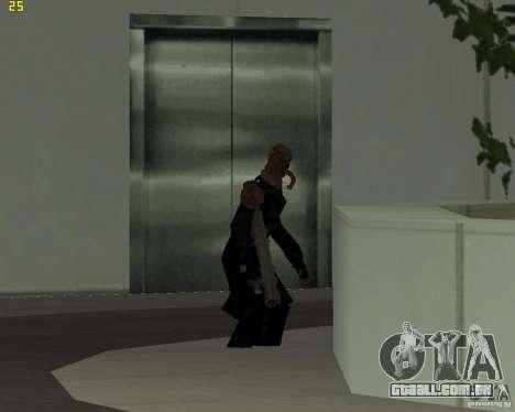 NEMESIS para GTA San Andreas terceira tela