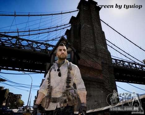Modern Warfare 3 Soap Africa para GTA 4