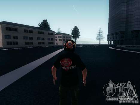 Race Ped Pack para GTA San Andreas oitavo tela