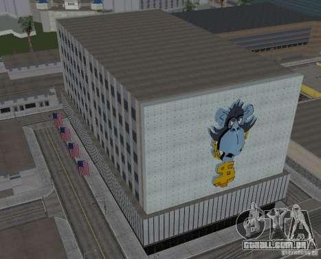 Real New Vegas v1 para GTA San Andreas quinto tela
